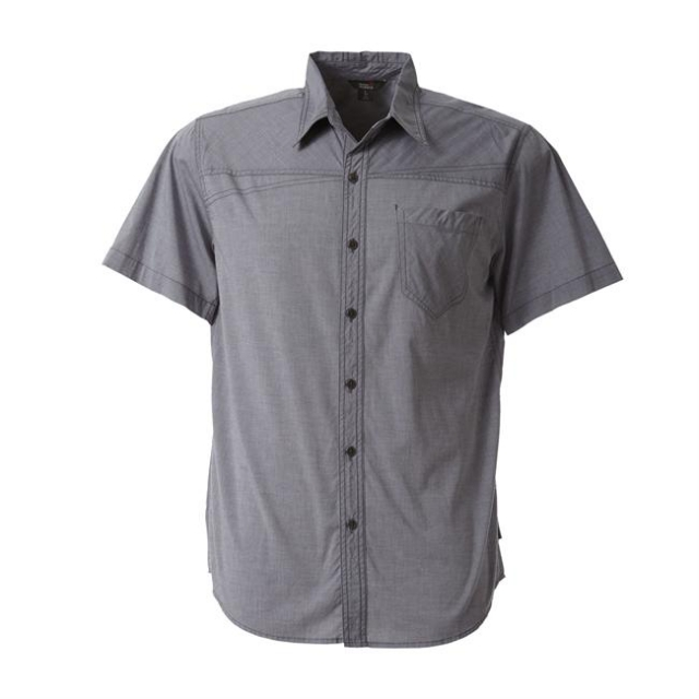 Royal Robbins - Men's Drifter Chambray Short Sleeve