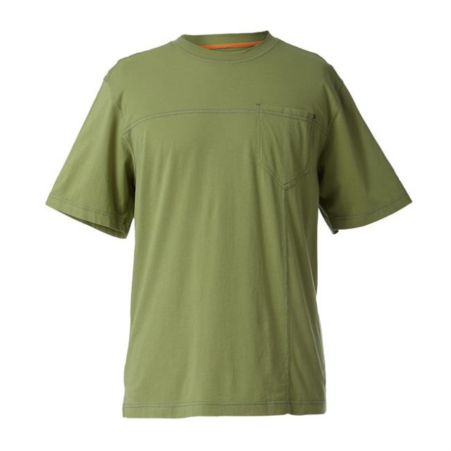 Royal Robbins - Men's Organic Jersey Crew Short Sleeve