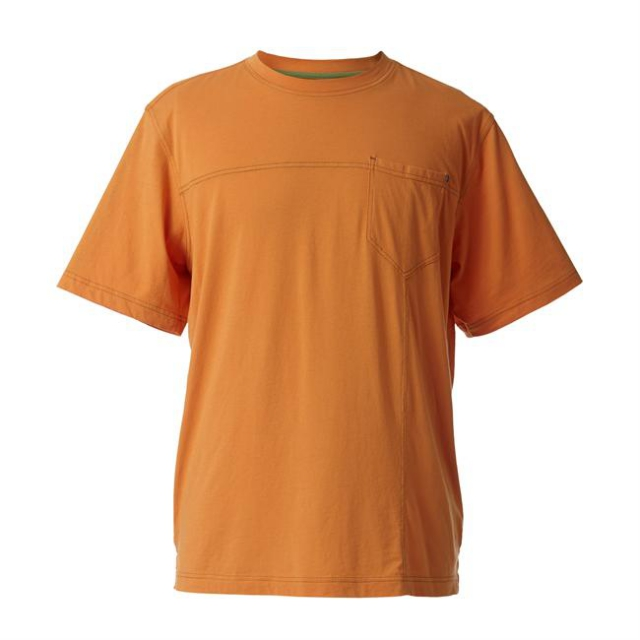 Royal Robbins - Men's Organic Jersey Crew Short Sleeve