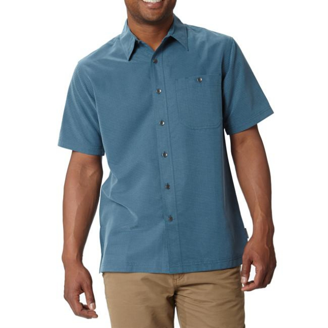 Royal Robbins - Men's Mojave Desert Pucker Short Sleeve