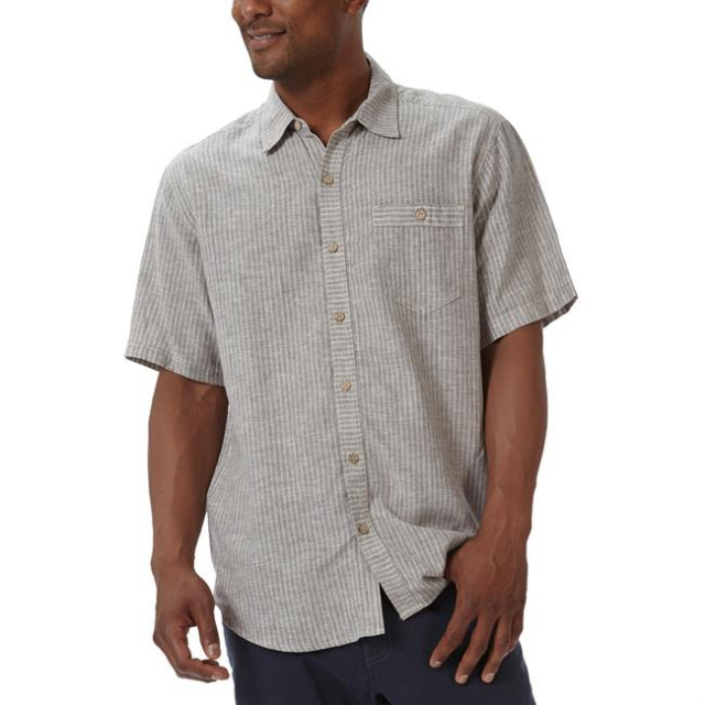 Royal Robbins - Men's Trolley Stripe Short Sleeve