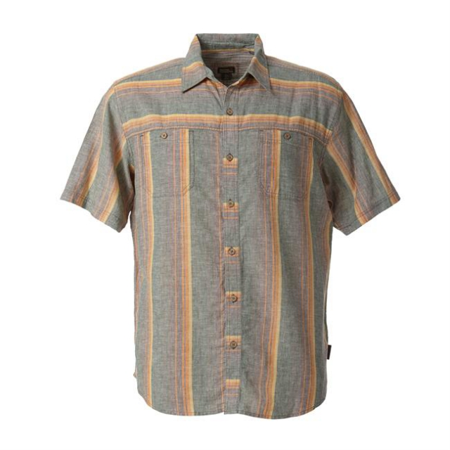 Royal Robbins - Men's Adrift Stripe Short Sleeve