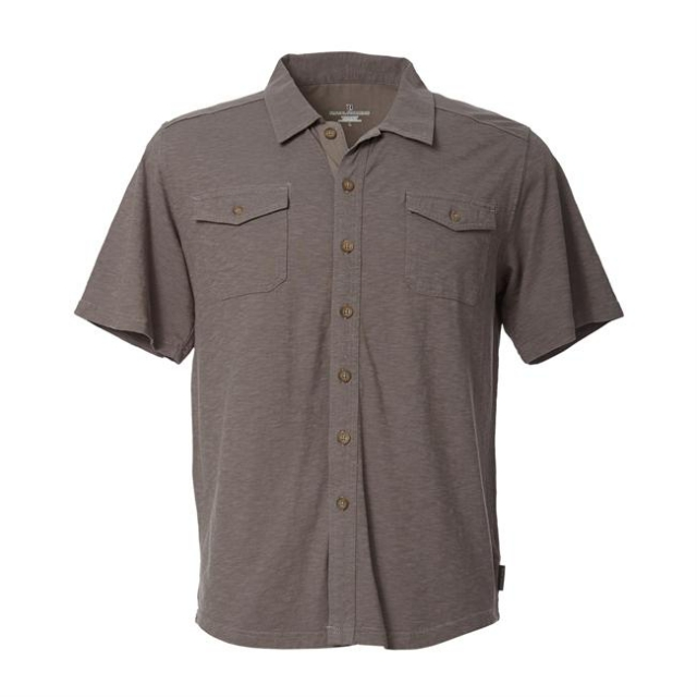 Royal Robbins - Men's Breeze Thru Button Front Short Sleeve