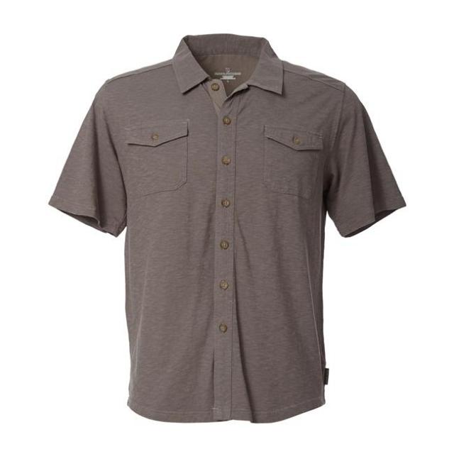 Royal Robbins - Men's Breeze Thru Button Front Short Sleeve