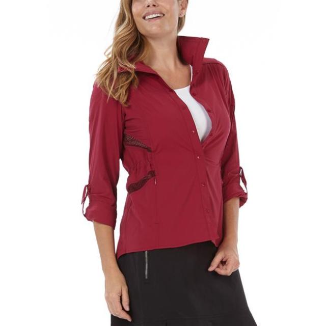 Royal Robbins - Women's Hydro Stretch Long Sleeve