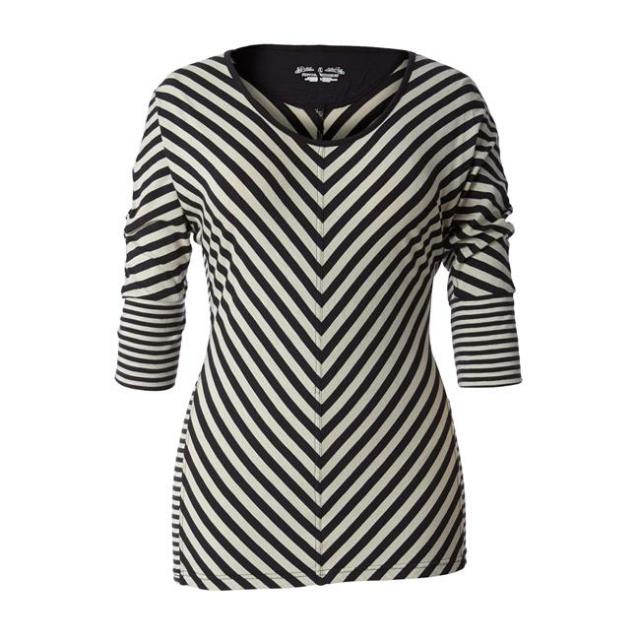 Royal Robbins - Women's Noe Multi Stripe 3/4 Sleeve