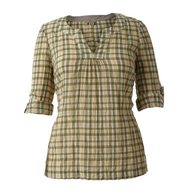 Royal Robbins - Women's Peasant Plaid Pullover