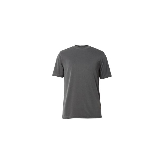 Royal Robbins - Desert Knit Pique Crew Shirt Men's, Charcoal, M