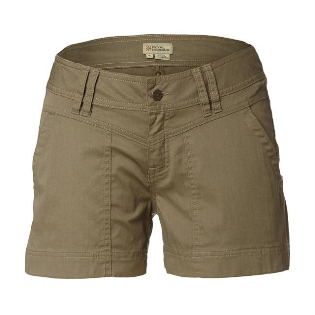 Royal Robbins - Women's Ranger Twill Short
