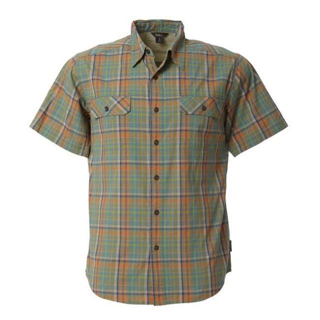 Royal Robbins - Men's Summertime Plaid Short Sleeve