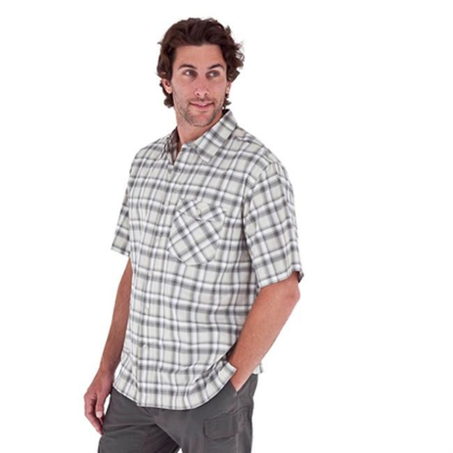 Royal Robbins - Men's Slickrock Plaid Short Sleeve