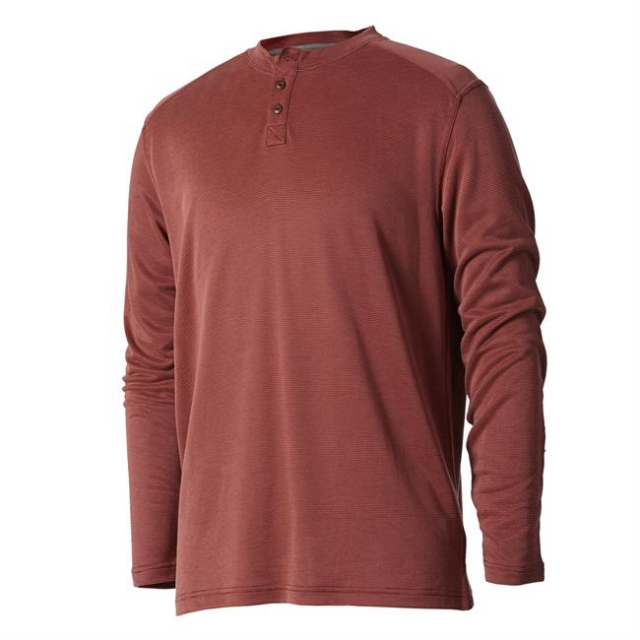 Royal Robbins - Men's Mojave Henley Long Sleeve