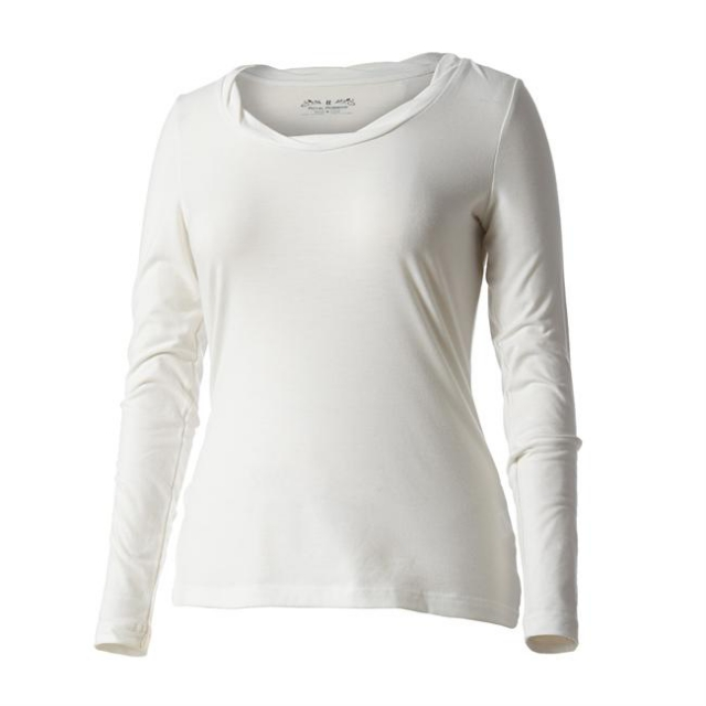 Royal Robbins - Women's Essential Tencel Twist Neck Long Sleeve