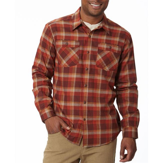 Royal Robbins - Men's Merced Plaid Long Sleeve