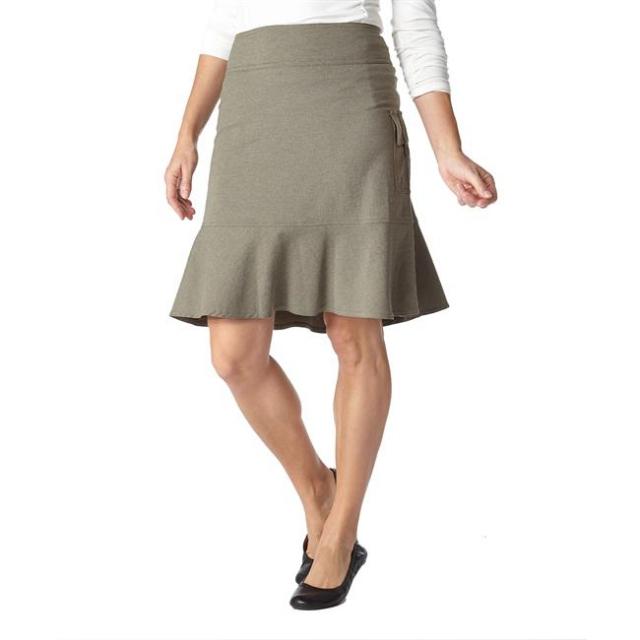 Royal Robbins - Women's Herringbone Discovery Skirt