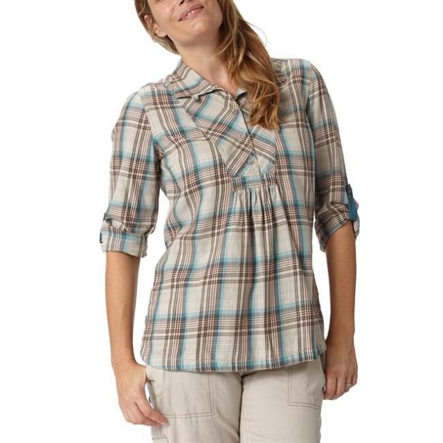 Royal Robbins - Women's Sugar Pine Plaid Long Sleeve Tunic