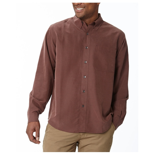 Royal Robbins - Men's Desert Pucker Long Sleeve Shirt