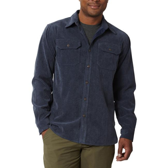 Royal Robbins - Men's Grid Cord Long Sleeve