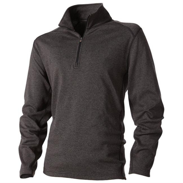 Royal Robbins - Men's Mission Knit Plus Long Sleeve 1/4 Zip