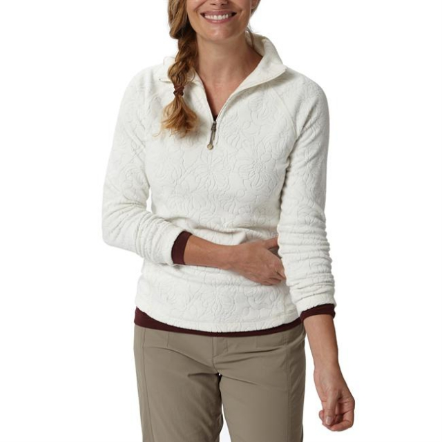 Royal Robbins - Women's Rosa Long Sleeve 1/4 Zip