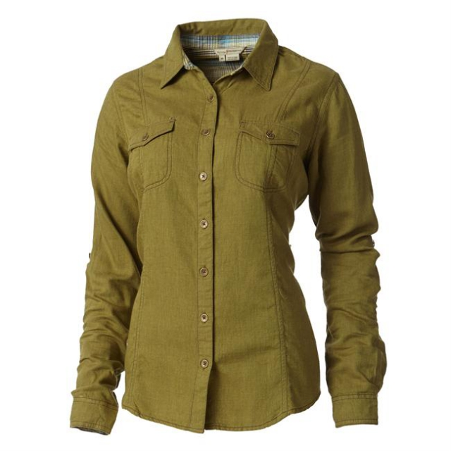 Royal Robbins - Women's Sugar Pine Long Sleeve Twill