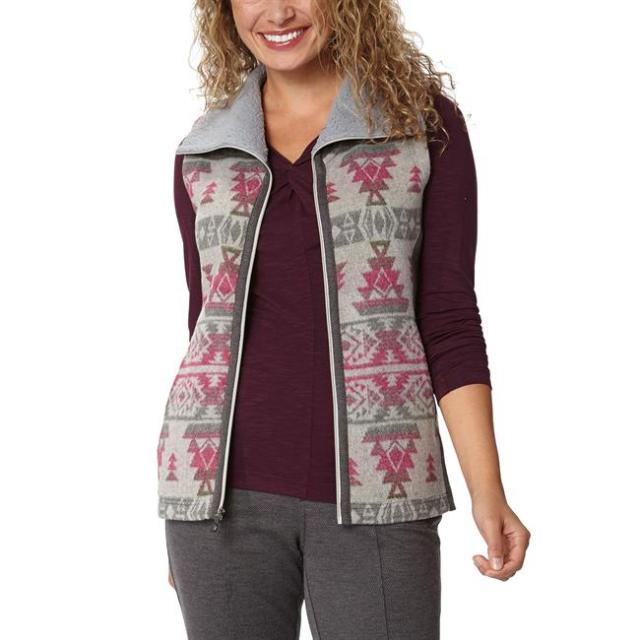 Royal Robbins - Women's Inca Jacquard Vest
