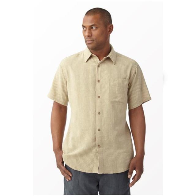 Royal Robbins - Men's Liberty Stripe Short Sleeve