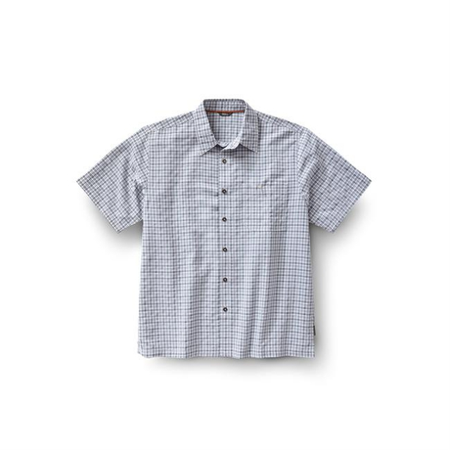 Royal Robbins - Men's Desert Pucker Plaid Short Sleeve