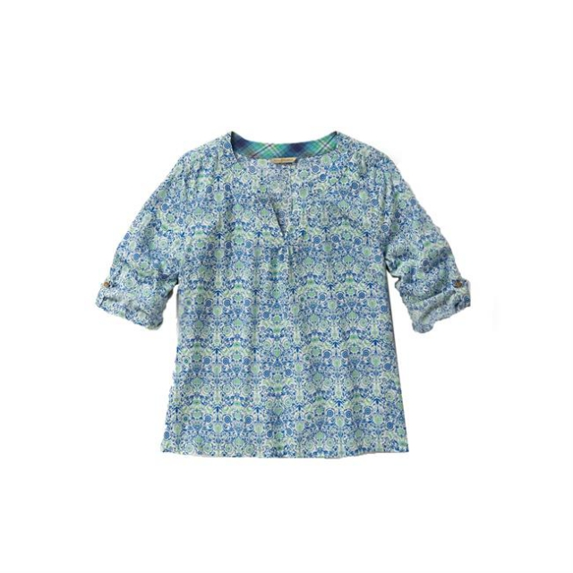 Royal Robbins - Women's Oasis Printed Pullover Long Sleeve