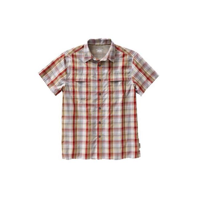 Royal Robbins - Men's Playa Plaid Short Sleeve