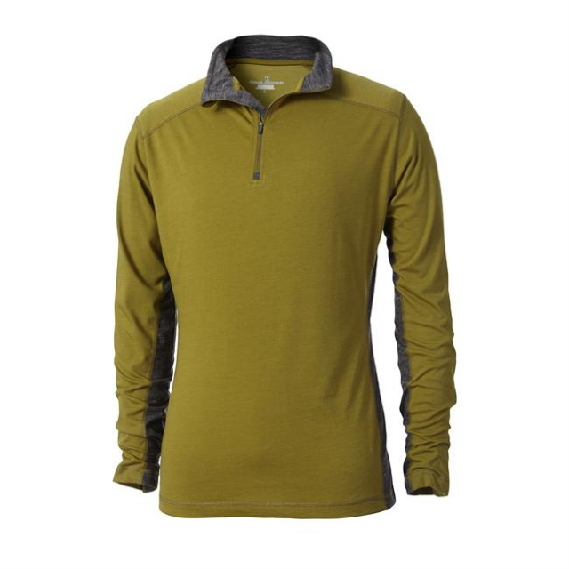 Royal Robbins - Men's Go Everywhere 1/4 Zip Long Sleeve