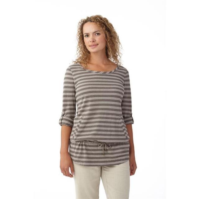 Royal Robbins - Women's Breeze Thru Stripe Cover Long Sleeve