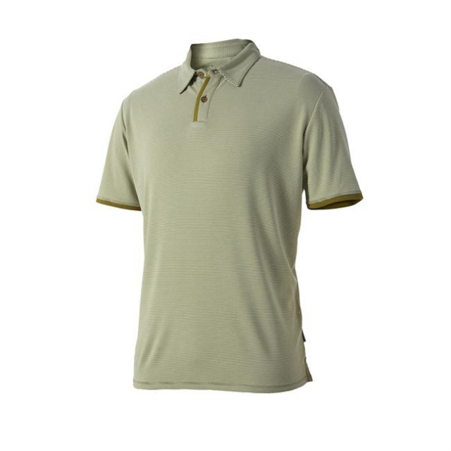 Royal Robbins - Men's Desert Knit Micro Stripe Cricket Short Sleeve