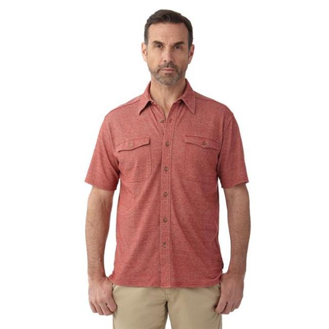 Royal Robbins - Men's Canamo Button Front Short Sleeve