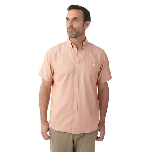 Royal Robbins - Men's Go Everywhere Oxford Short Sleeve