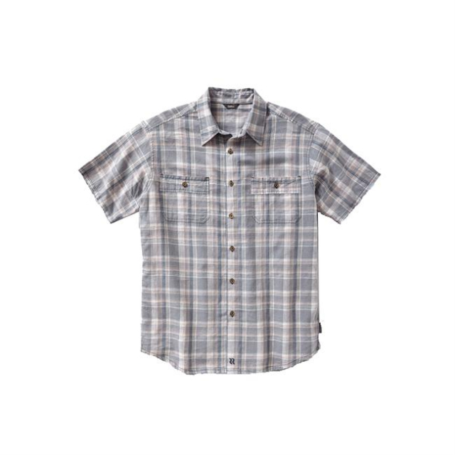 Royal Robbins - Men's Shasta Plaid Short Sleeve