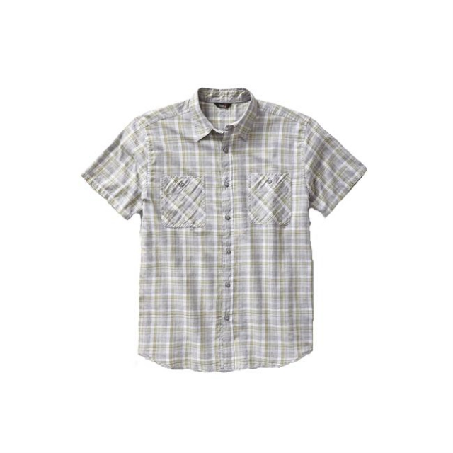 Royal Robbins - Men's Biscayne Bay Plaid Short Sleeve