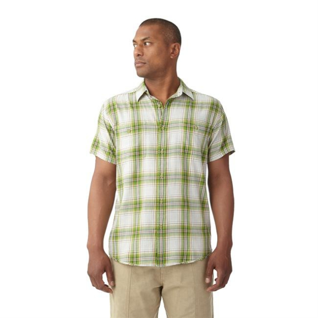 Royal Robbins - Men's Point Reyes Plaid Short Sleeve