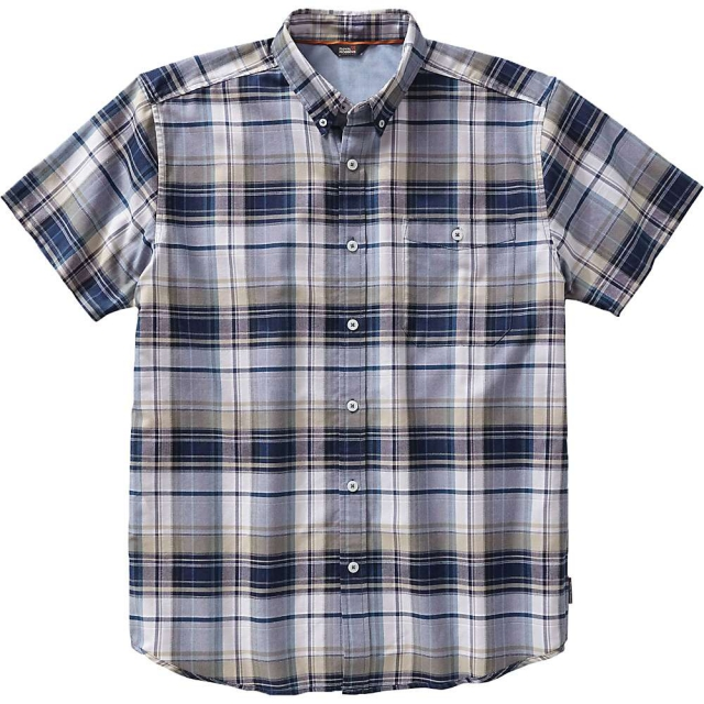 Royal Robbins - Men's Go Everywhere Oxford Plaid Short Sleeve