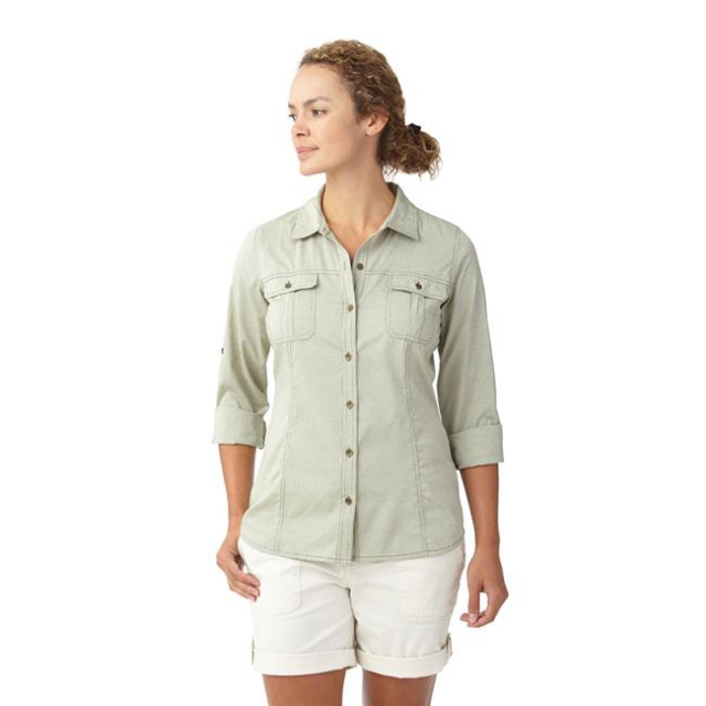 Royal Robbins - Women's Diablo Camp Shirt Long Sleeve