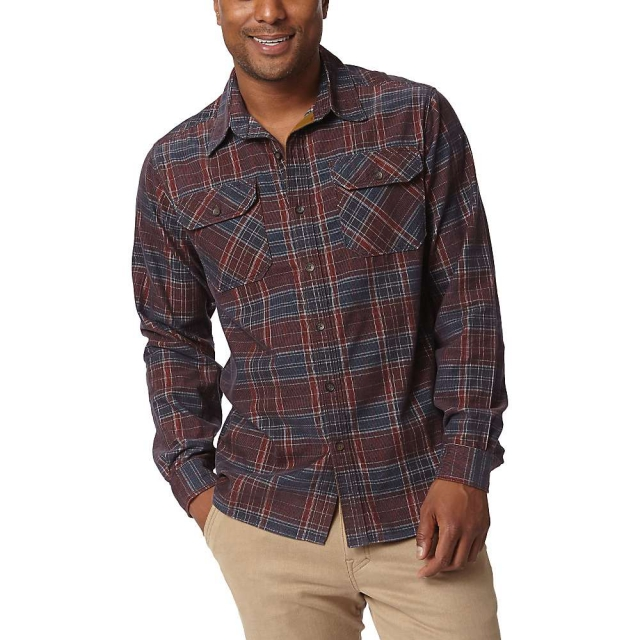 Royal Robbins - Men's Colville Cord LS Shirt