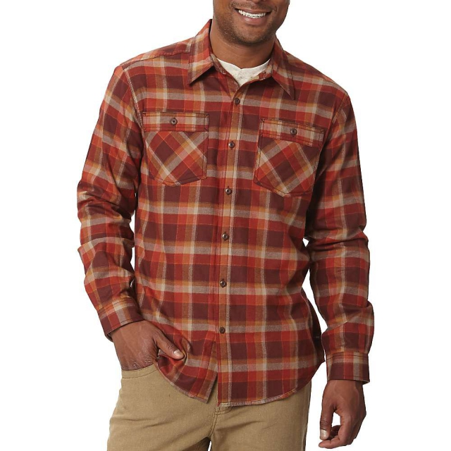 Royal Robbins - Men's Merced Plaid LS Shirt