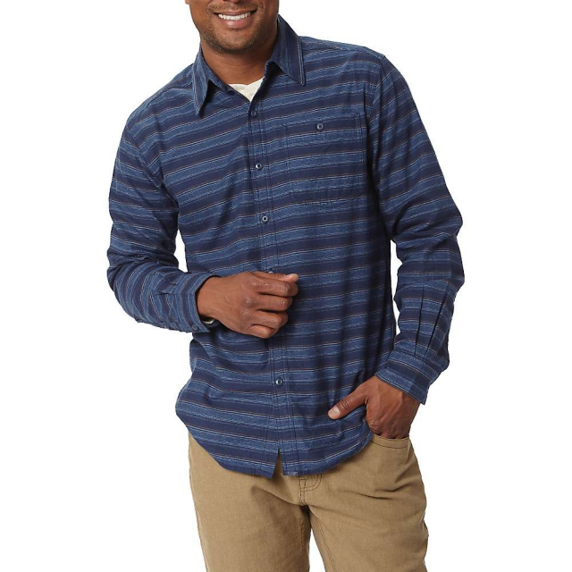 Royal Robbins - Men's Sierra Stripe LS Shirt