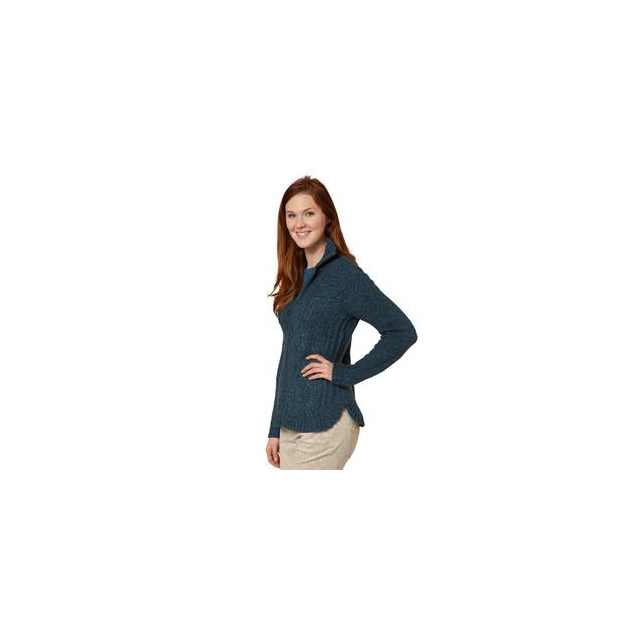 Royal Robbins - Helium Zip Cardigan Women's, Charcoal, L