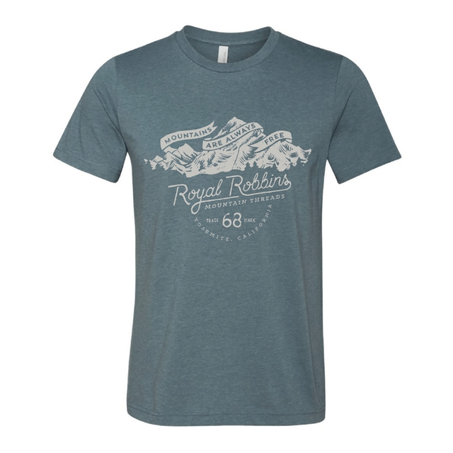 Royal Robbins - Men's Mountains Are Free Tee Short Sleeve