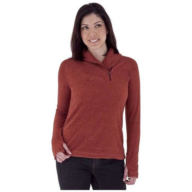 Royal Robbins - Women's Departures 1/4 Zip Top