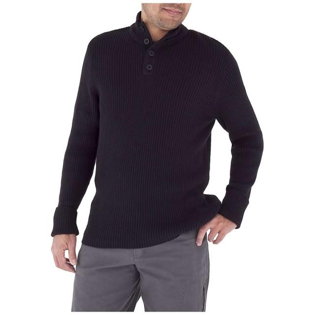 Royal Robbins - Men's Quebec Button Mock Top