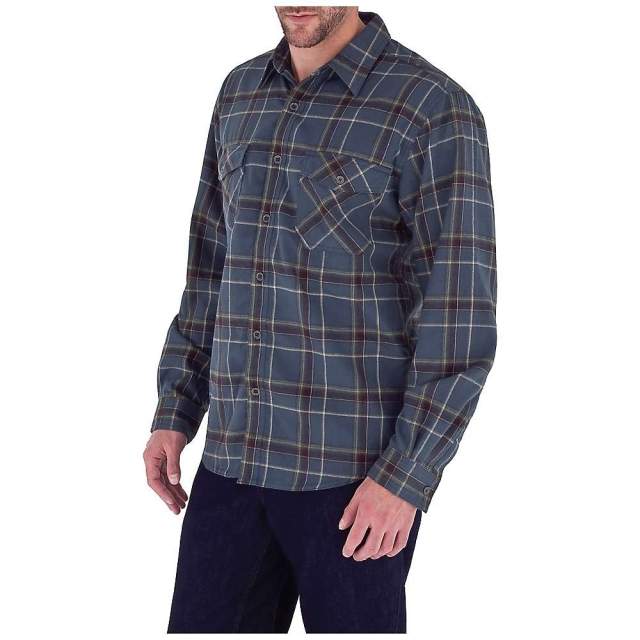 Royal Robbins - Men's Leadville Flannel Long Sleeve Shirt
