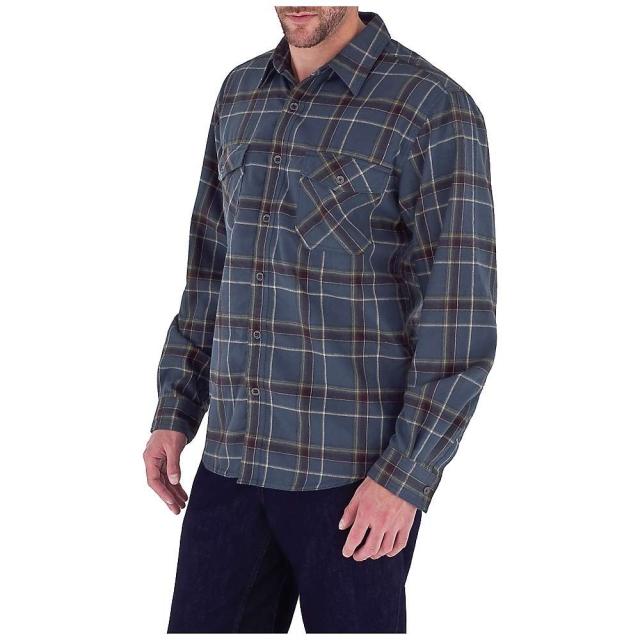 Royal Robbins - Men's Leadville Flannel Long Sleeve Shirt