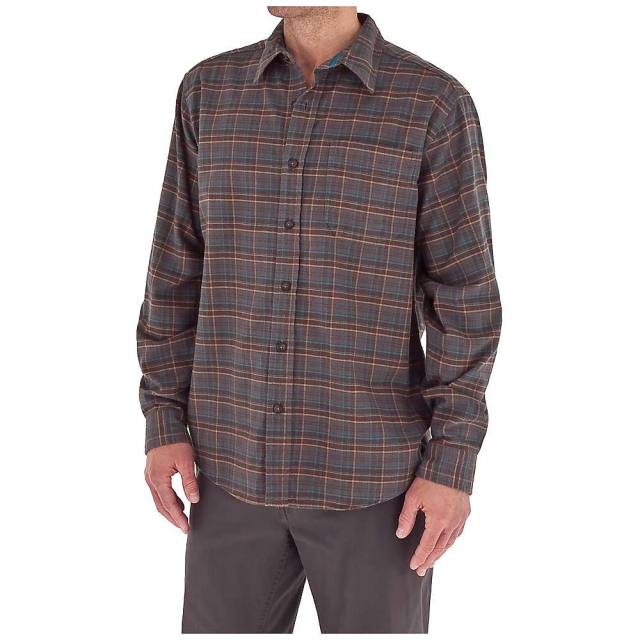 Royal Robbins - Men's Lonepine Flannel Long Sleeve Top